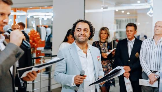 Vashik Martirosyan. Collector, founder of Stargift.
