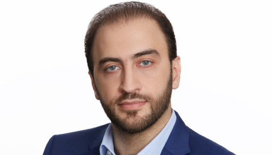 Emin Antonyan, CEO of ESforce Holding. (Mail.ru Group) Club member.