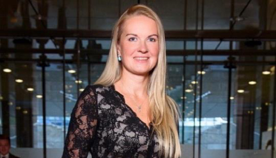 Ilze Makaronidu. Director of Sales - Europe, Russia & CIS, Velaa Private Island (Maldives).