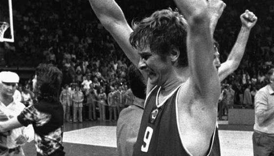 Ivan Ivanovich Edeshko. Soviet basketball player. Merited Master of Sport of the USSR. Olympic champion in 1972, bronze medalist of the 1976 Olympic Games, world and European champion.